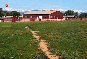 Full facility outside - Rocky Mountain Kennels in Longmont, Colorado